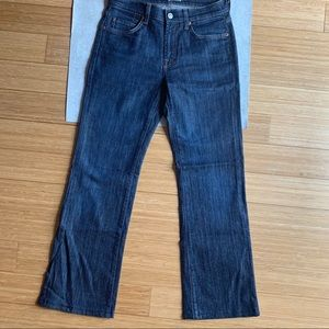 7 For All Mankind Jeans - 7 For All Man Kind Bootcut Jeans Short Inseam